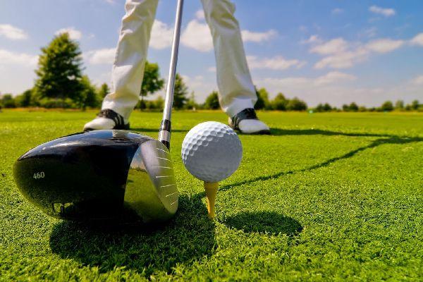 ceci est un parcours de golf